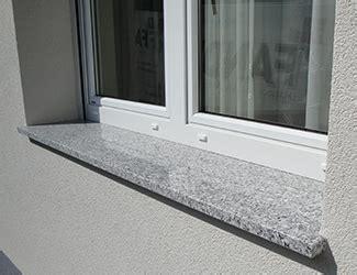 fensterbank innen montieren marmor granit natursteine fandl fensterb 228 nke