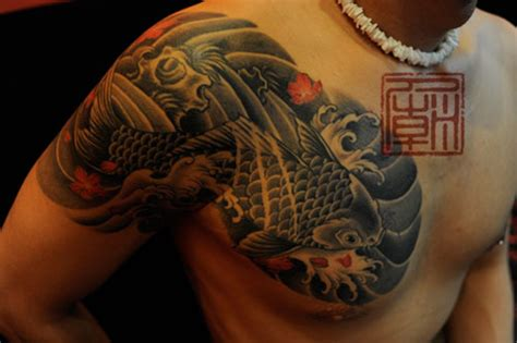 30 unique koi fish tattoo designs creativefan