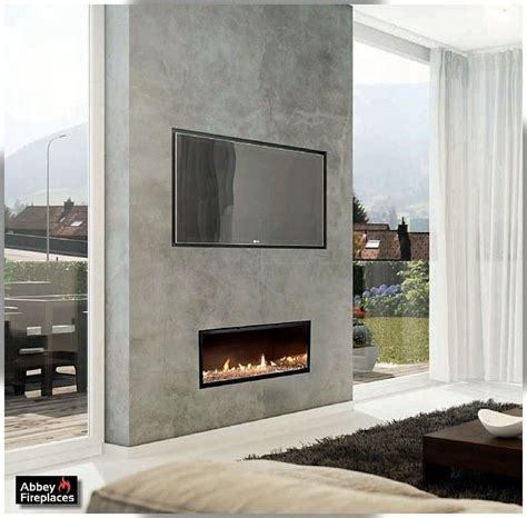 Concrete Fireplace by 17 Best Images About Gas Fireplace On