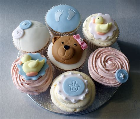 Baby Shower Cupcakes by Baby Shower Cakes Baby Shower Cupcakes Essex