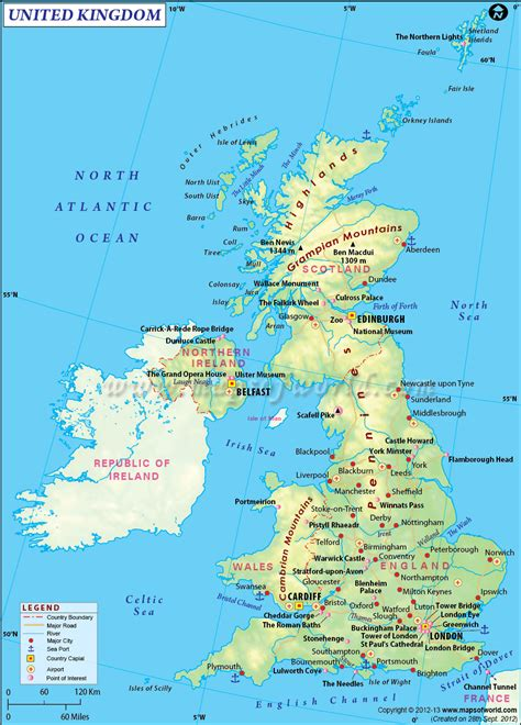 Find In The Uk There Is Something Really Special This Uk Map Took My It United