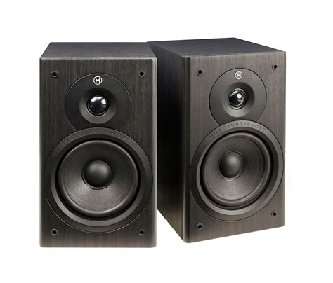 mordaunt m10 80 watt 8 ohms bookshelf speakers per