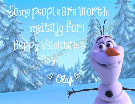 printable frozen valentines 9 best images of printable frozen valentine cards frozen