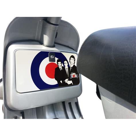 Stiker Running In Vespa 1 stickers4scoots l vespa px lml toolbox graphic