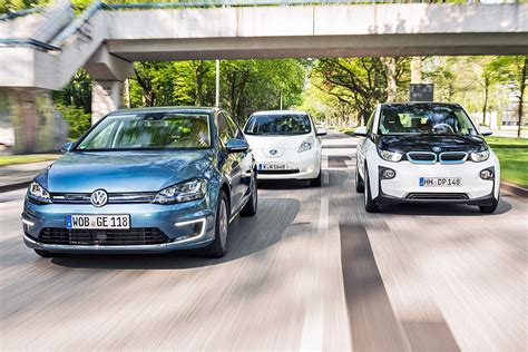 bmw volkswagen bmw i3 vs volkswagen e golf comparison