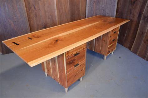 Handmade Computer Desk - custom computer desks credenzas dumond s custom furniture
