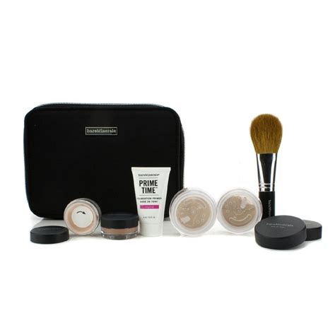 bareminerals get started complexion kit light kit bareminerals get started complexion for flawless skin