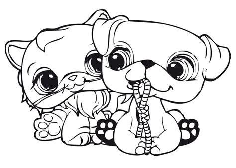 Amigos Littlest Pet Shop Dibujalia Dibujos Para Dibujos De Pet Shop Y Con Color