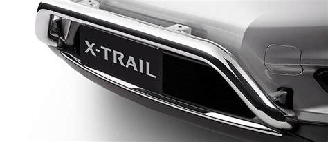 Towing Guard X Trail Lama All New X Trail new genuine nissan x trail t32 front alloy nudge bar f20644cf0aau rrp 870 ebay