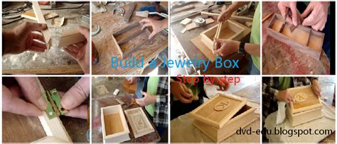 Kotak Serbaguna Flower membuat kotak serbaguna dengan bahan kayu