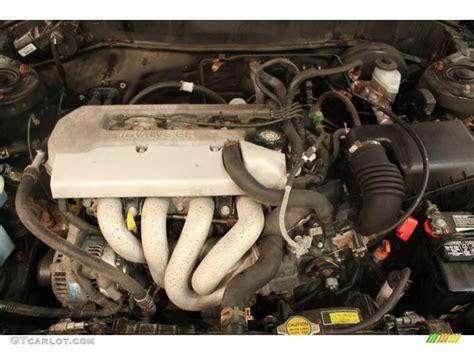 1999 Toyota Corolla Engine 1999 Toyota Corolla Ve 1 8 Liter Dohc 16 Valve 4 Cylinder