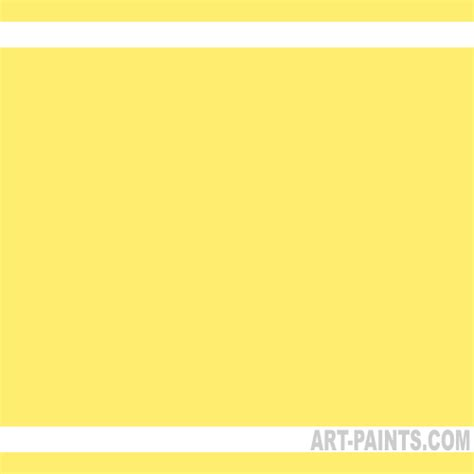 canary yellow bullseye transparent frit stained glass and