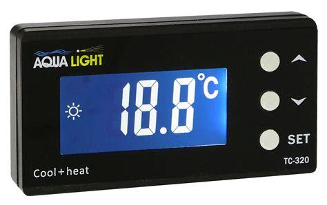 Temperatur Im Aquarium by Aqua Light Temperatur Controller F 252 R Aquarien In Heizung