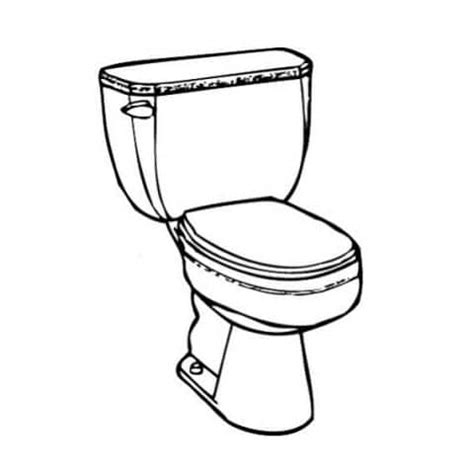 how to draw a toilet image gallery toilet drawing