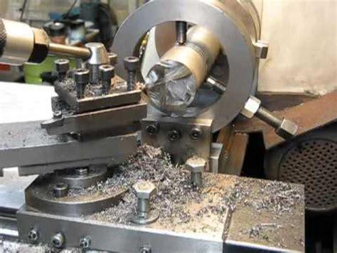 haggetts available project options haggetts aluminum make a large capacity fixed steady for a metal lathe youtube