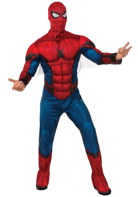 deluxe spider man costume men