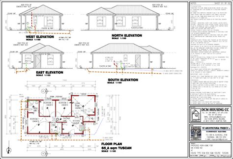 house plan ideas south africa 3 bedroom house plan with double garage 2 bedroom house