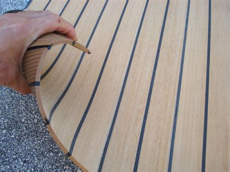 synthetic wood flooring nuteak synthetic marine teak decking synthetic teak