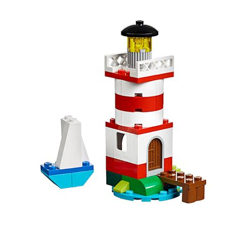 Lego Classic lighthouse booklets building classic