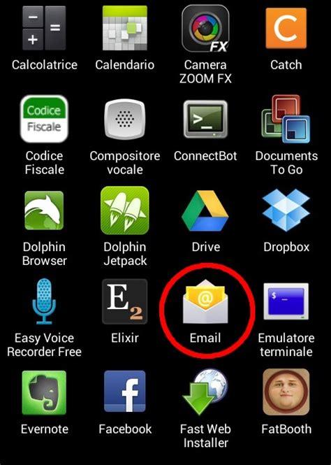 server posta in uscita wind mobile acantho s p a configurare la casella di posta
