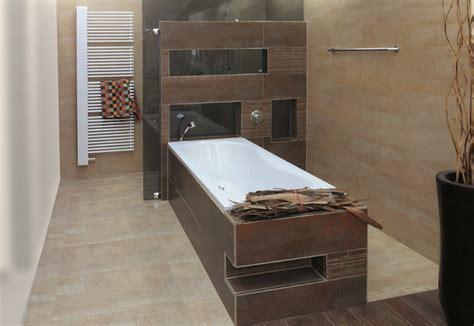 badezimmerfliesen wand ideen badewanne fliesen ideen