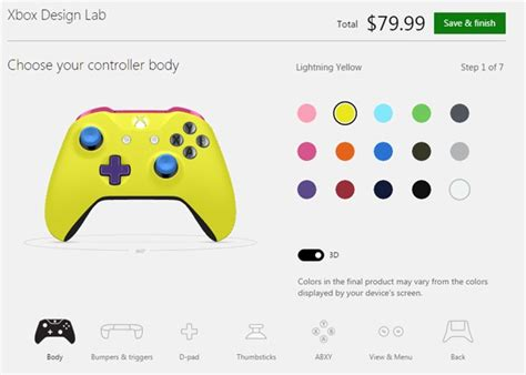 design lab xbox uk xbox custom controllers hitting uk and europe in 2017