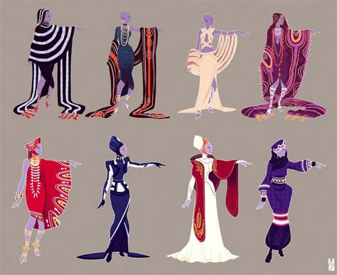 design concept fashion commision sirian concept 03 by zarnala i likes what