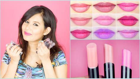 color lock bh cosmetics color lock lasting matte lipsticks