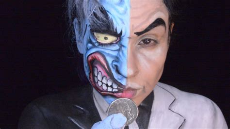 makeup tutorial two face two face makeup tutorial youtube