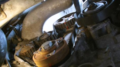 peugeot 306 timing belt change peugeot 206 timing belt replacment part2