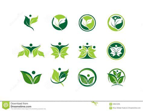 feuille 233 cologie usine logo les gens bien 234 tre vert