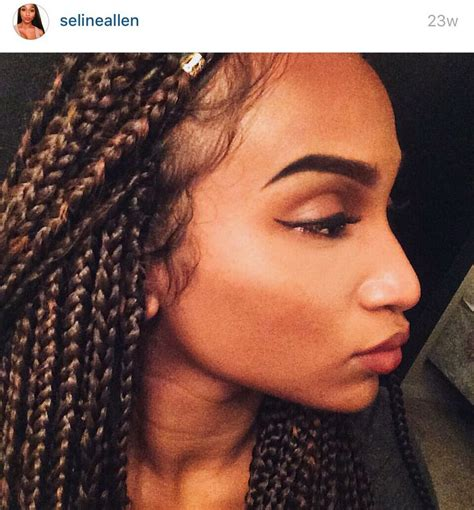 grey booty braids best 25 coloured box braids ideas on pinterest box