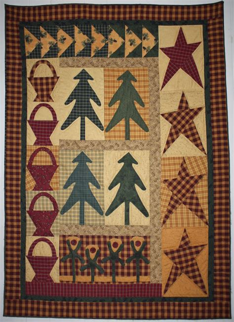 Tom Quilts by Tom Miner Quilts And Folk Favorite Things