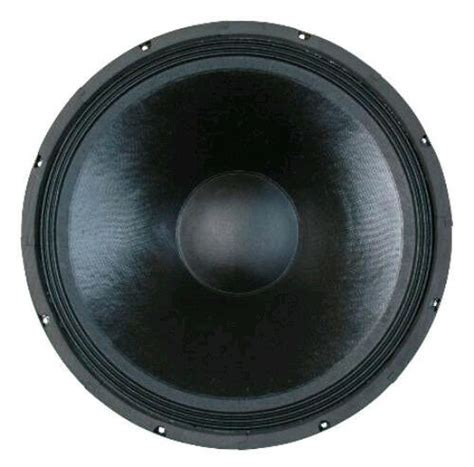 subwoofer speakerpa ohmbass cabinet woofer