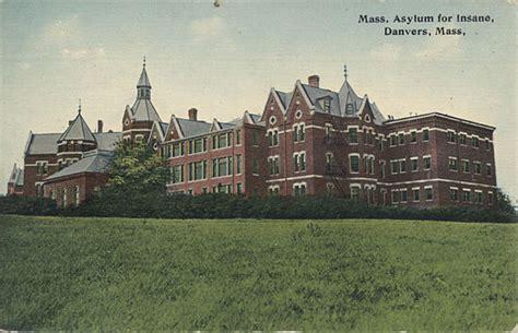 Boston Salem Atasan Wanita Hos danvers hospital gotham archives