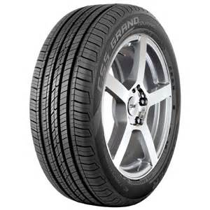 Car Tyres Review Review Cs5 Grand Touring Tire 225 55r18 Cooper Tires