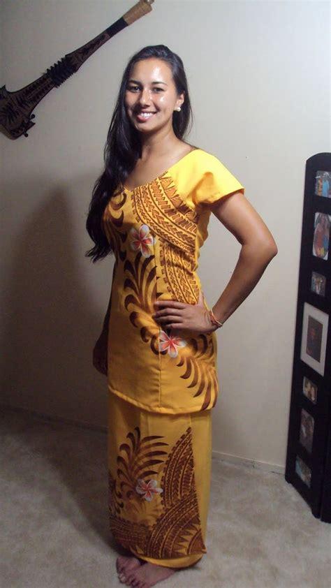 design clothes for sale puletasi samoan women attire my island style