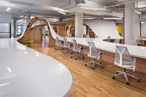 Workspace Interiors by Clive Wilkinson Architects The Barbarian