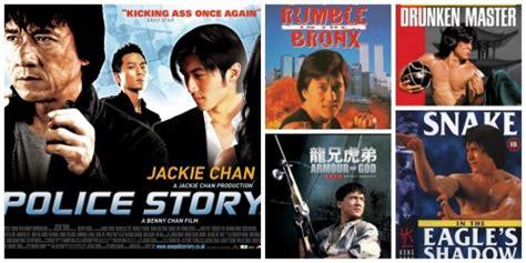 film laga cina deretan film jackie chan yang paling hitz