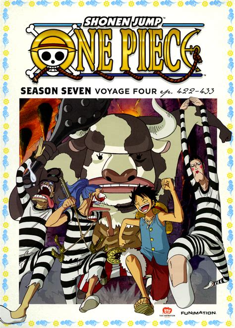 7 Anime One by One Season 7 Part 4 Dvd