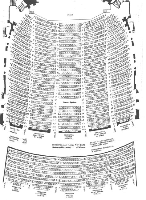 theatre style seating calculator chicago theatre seating chart floor thefloors co