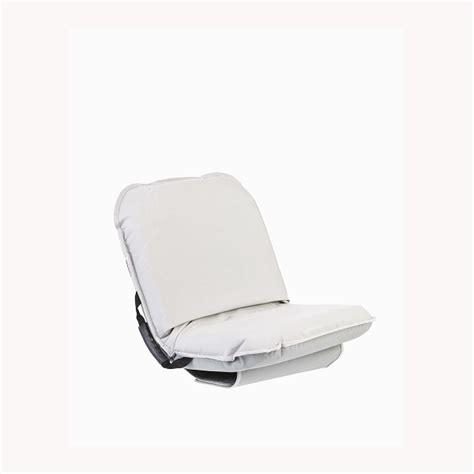comfort seating comfort seat tender mit lasche f 252 r sitzbank im boot grau