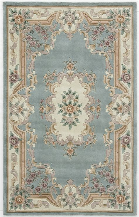 new aubusson rugs rugs america new aubusson 510 292 light green