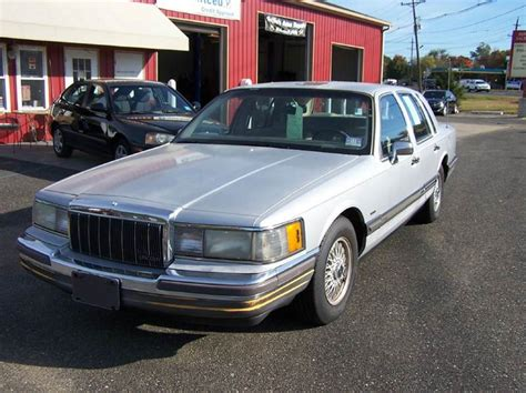 how cars run 1990 lincoln town car electronic throttle control 1990 lincoln town car for sale carsforsale com