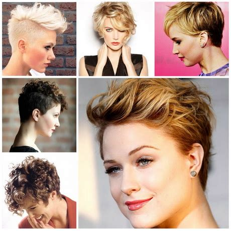 hairstyles and color for spring 2016 short hairstyles for spring 2016