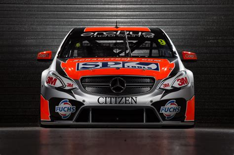 mercedes supercar mercedes benz unhappy concerned with v8 supercars team