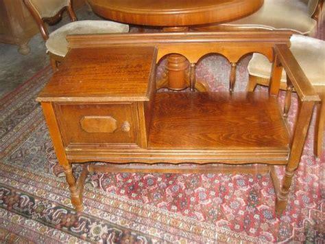 ottomane antik telefonbank antik ottomane telefonsofa dielenbank truhe