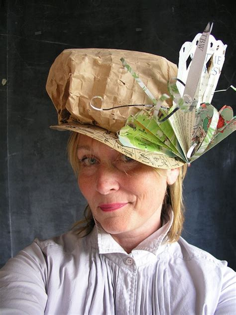 How To Make Paper Hats For Adults - paper hats by alyn carlson uppercase