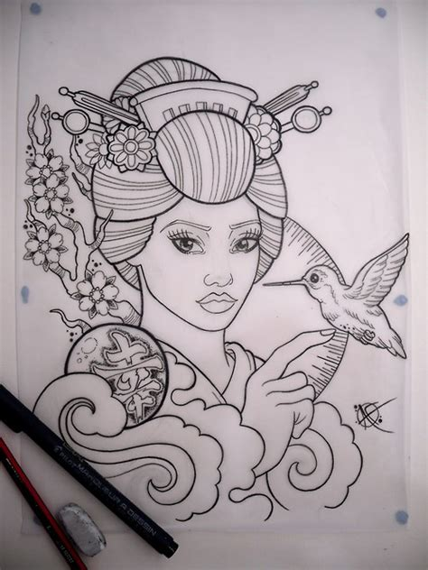 geisha tattoo designs tumblr oriental tattoo tumblr ink pinterest oriental