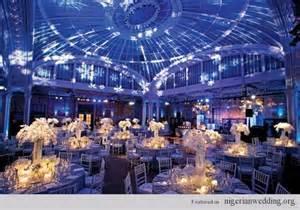 Pliko Creative Clasic Orange Green Blue wedding 15 stunning blue wedding reception